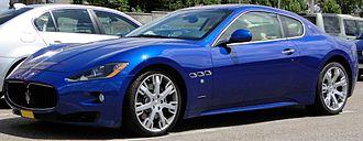 Maserati GranTurismo - GranTurismo S (Luxembourg)