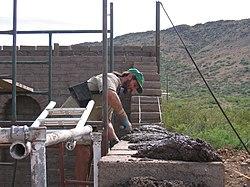 Garden Building Waterproof Concrete Base