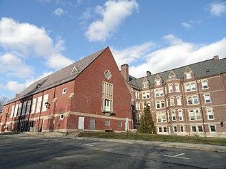 Foster Furcolo - Massachusetts Bay Community College, Wellesley, Massachusetts
