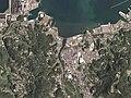Matsuura city center area Aerial photograph.2012.jpg