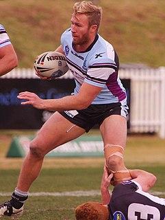 Matt Prior (rugby league) Australian rugby league footballer