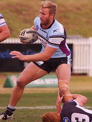 Matt Prior (rugby league) - Image: Matt Prior