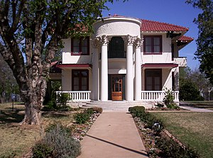 National Register of Historic Places listings in Comanche County, Oklahoma - Image: Mattie beal house
