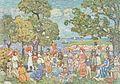 Maurice Prendergast - The Promenade (c. 1912-1913).jpg