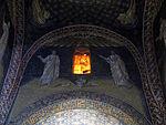 Mausoleo di galla placidia, int., lunetta con apostoli, avanti 01.JPG
