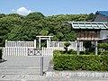Mausoleum of Emperor Seinei.jpg