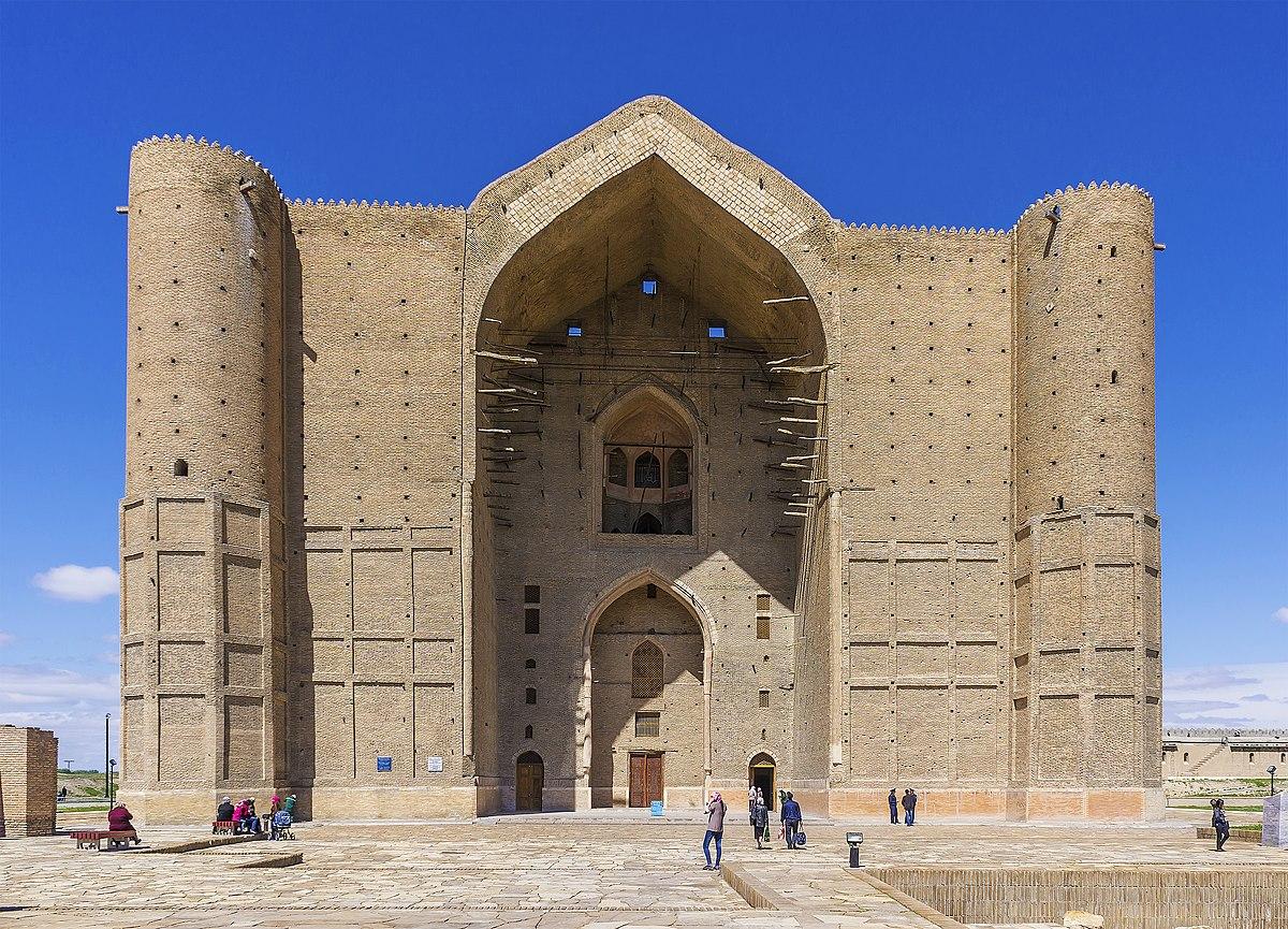 Turkestan – Travel guide at Wikivoyage