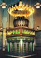 Mausoleum of Saint Ibrahim El-Desouki.JPG