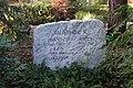 Maxie Wander & Fred Wander - Waldfriedhof Kleinmachnow - Mutter Erde fec.JPG