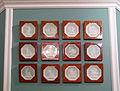 Medallions by Fyodor Tolstoy (Prechistenka, Tolstoy museum) by shakko.jpg