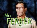 Mel Ferrer in Lili trailer.jpg