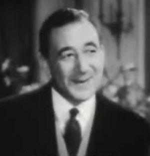 Schauspieler Melville Cooper