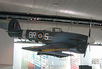 Mémorial de Caen - Image: Memorial Avion