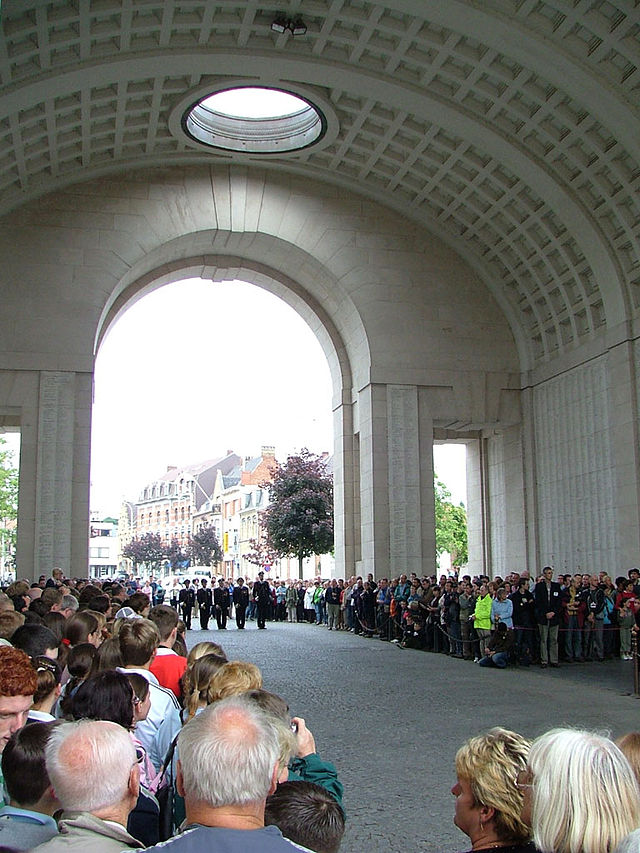 Menin gate wikiwand menin gate memorial to the missing freerunsca Image collections