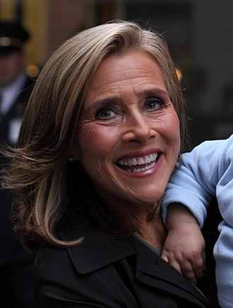 Meredith Vieira - Vieira hosting NBC's Today in 2009