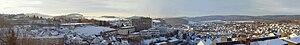 Meschede - Panorama of Meschede