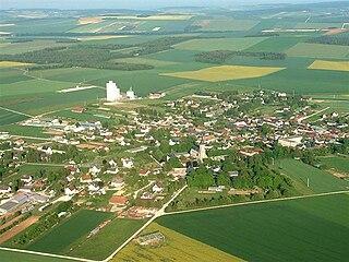 Mesnil-Saint-Loup Commune in Grand Est, France