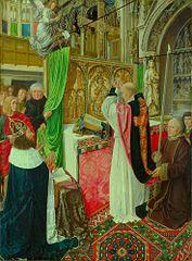 The Mass of Saint Giles