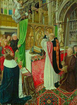Messe de Saint-Gilles Londres