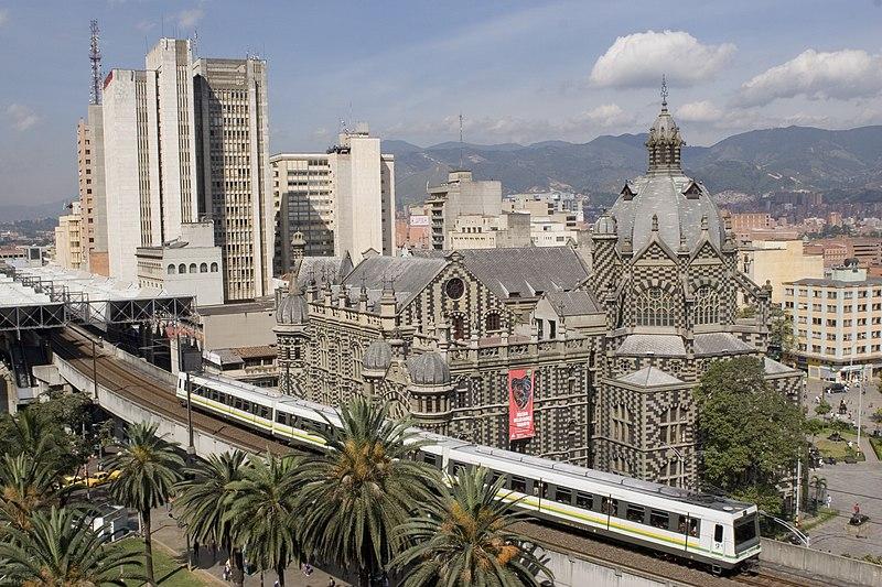 File:Metro de Medellín, Colombia.jpg