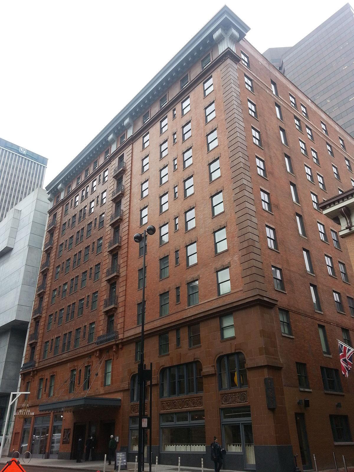 Hotel Metropole (Cincinnati, Ohio)