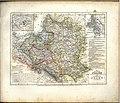 Meyer's Zeitungsatlas 061 – Die Republik Polen nach ihrem Bestande im Jahre 1772 und das Königreich Polen seit dem Jahr 1815.jpg