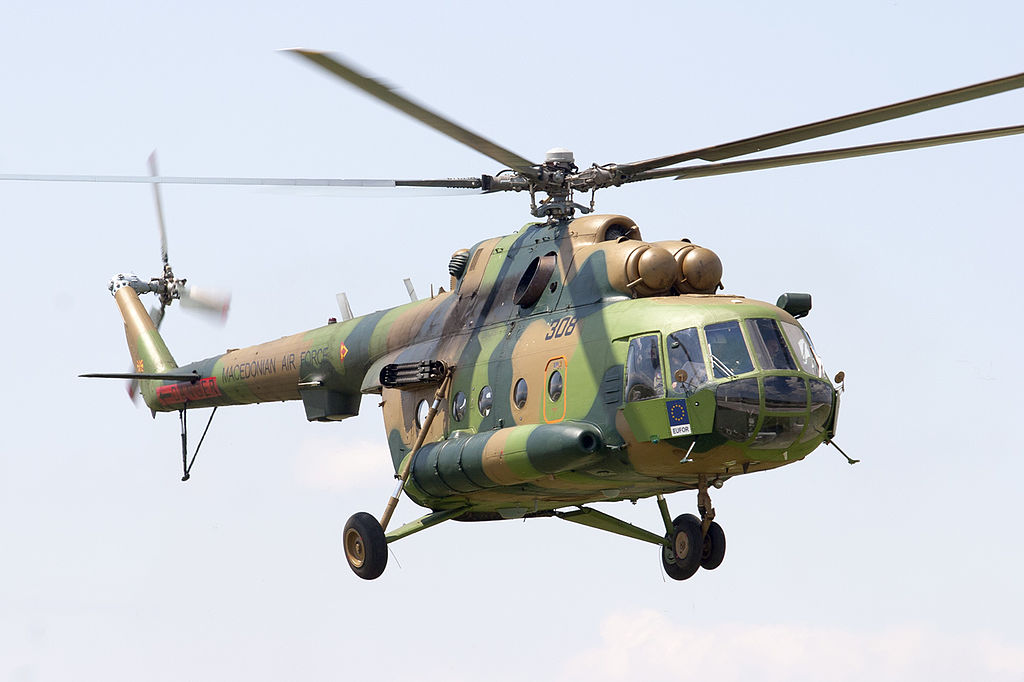 Mi-8MT Macedonia (20898664269).jpg
