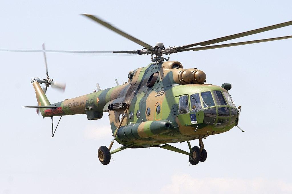 Mi-8MT Macedonia (20898664269).jpg