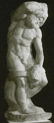 Michelangelo - Bearded slave.jpg