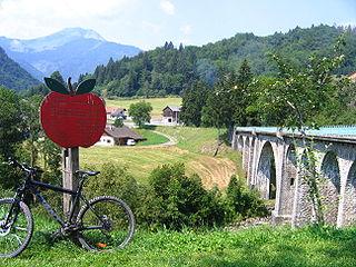 Mieussy Commune in Auvergne-Rhône-Alpes, France