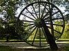 mijnrad uit lünen, park engelse werk, zwolle