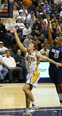 File:Mike Dunleavy, Jr. with Indiana Pacers in December ...