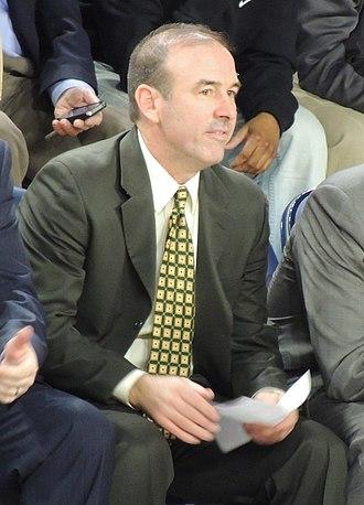 Mike Lonergan - Lonergan in February, 2015