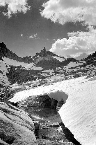 Milestone Mountain - Milestone Mountain, July 1932 (East Side)