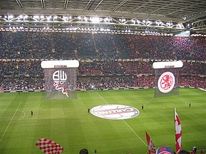 Middlesbrough F.C. - Image: Millennium Stadium Inside