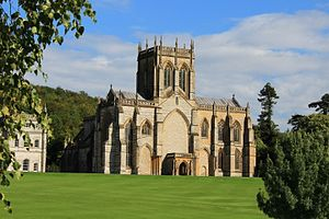 Milton Abbas - Abbey Church of St Mary, St Sansom and St Bradwalader