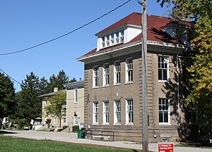 Milton College - Image: Milton College Historic District Milton Wisconsin