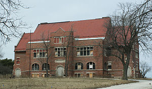 English: Milwaukee County School of Agricultur...