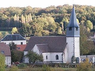 Mimeure Commune in Bourgogne-Franche-Comté, France