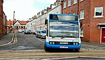Mini bus, Carrickfergus,