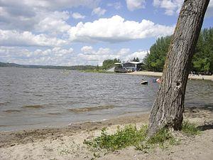 Minnedosa, Manitoba - Minnedosa Beach