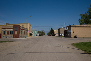Minnewaukan, North Dakota - Minnewaukan, North Dakota