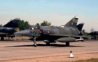 Dassault Mirage 5 - French Air Force Mirage-5F.
