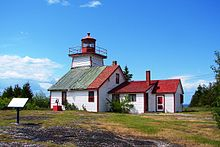 Mississagi Strait Lighthouse