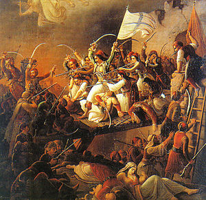 Nationalism - Beginning in 1821, the Greek War of Independence began as a rebellion by Greek revolutionaries against the ruling Ottoman Empire.