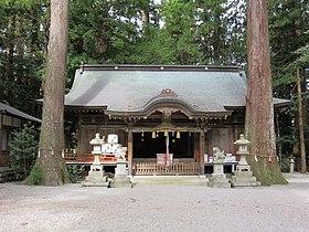 御杖村 - Wikipedia