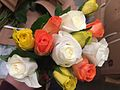 Mixed roses (Tropical Orange , Super Akito , Moonwalk ).jpg