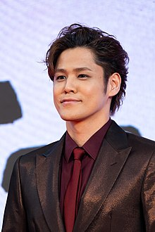 "Miyano Mamoru from ""Human Lost"" at Opening Ceremony of the Tokyo International Film Festival 2019 (49013081748).jpg"
