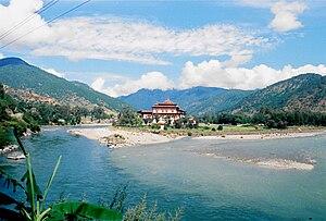 Paro Chhu - Image: Mo Chhu