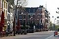 Molenstraat 95 Pand uit 1902 met stijlkenmerken van de neorenaissance, de Art Nouveau en het Berlagianisme. Architect P.G. Buskens Nijmegen.jpg